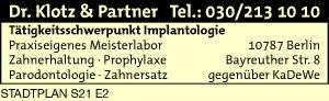 Klotz, Dr. & Partner