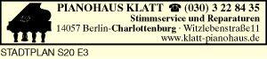 KLATT - Pianohaus