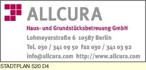 Allcura Haus- und Grundstücksbetreuung GmbH