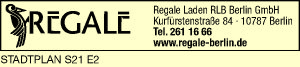 Regale Laden RLB Berlin GmbH