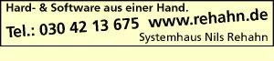 Systemhaus Nils Rehahn