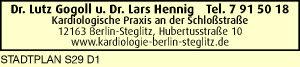 Gogoll, Lutz, Dr. und<P>Dr. Lars Hennig