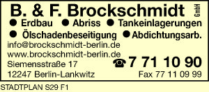 B. & F. Brockschmidt GmbH