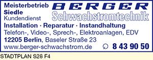 Berger Schwachstromtechnik
