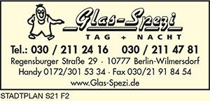 Glas-Spezi Glaserei GmbH
