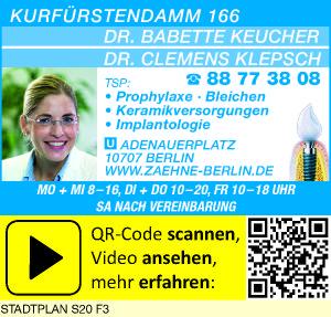 Keucher, Babette, Dr. und<P>Dr. Clemens Klepsch