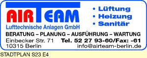 AIR TEAM Lufttechnische Anlagen GmbH