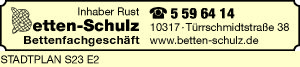 Betten-Schulz, Inh. Rust