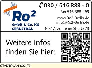 Ro² Gerüstbau GmbH u. Co. KG
