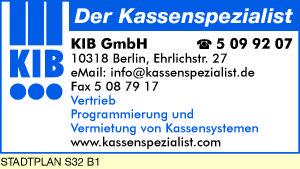 Logo von KIB GmbH