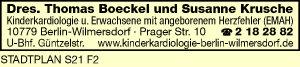 Logo von Boeckel, Thomas und<P>Krusche, Susanne Dres.