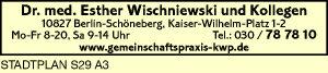 Logo von Wischniewski, Esther, Dr. med. und Kollegen