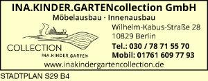 INA.KINDER.GARTENcollection GmbH