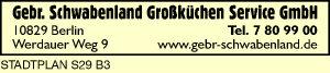 Gebr. Schwabenland Großküchen Service GmbH