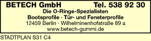Logo von Betech GmbH