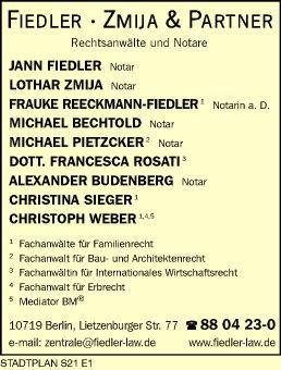 Fiedler, Zmija & Partner