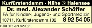 Schöffer Alexander Dr. med.