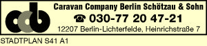 Caravan Company Berlin