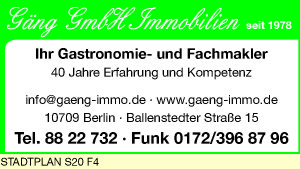 Gäng GmbH, Immobilien