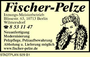 Fischer-Pelze