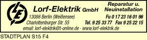 Lorf-Elektrik GmbH
