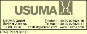 Logo von Usuma GmbH