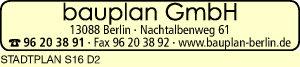 bauplan GmbH