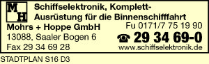 Mohrs + Hoppe GmbH