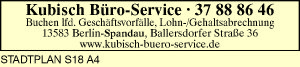 Kubisch Büro-Service