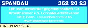 Lohnsteuerberatungsgemeinschaft für Arbeitnehmer e.V.