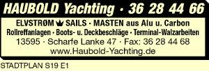 Haubold Yachting
