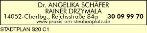 Schäfer, Angelika, Dr. und Rainer Drzymala