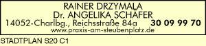 Drzymala, Rainer und Dr. Angelika Schäfer