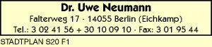 Logo von Neumann Uwe Dr.