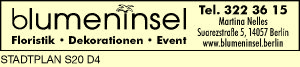 Logo von Blumeninsel Martina Nelles