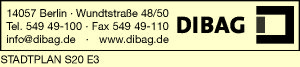 Logo von DIBAG