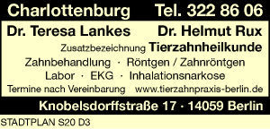 Lankes, Teresa, Dr., u. Dr. Helmut Rux