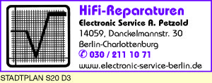 Logo von Electronic Service A. Petzold