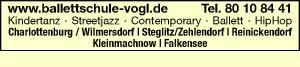 Ballettschulen Vogl