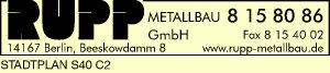 Rupp Metallbau GmbH