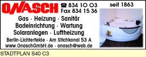 Onasch Heizung Sanitär GmbH