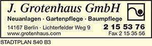 Grotenhaus GmbH, J.