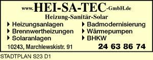 Hei-Sa-Tec GmbH