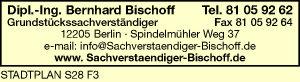 Logo von Bischoff Bernhard Dipl.-Ing.