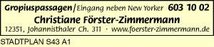 Förster-Zimmermann