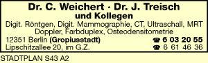 Weichert, C., Dr., Treisch, J., Dr., und Kollegen