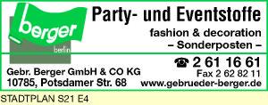 Logo von Berger GmbH & Co KG, Gebrüder