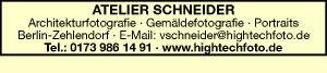Atelier Schneider, Volker-Hartmut Schneider
