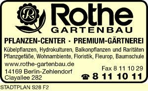 Rothe Gartenbau