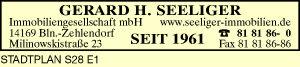 Seeliger Immobiliengesellschaft mbH